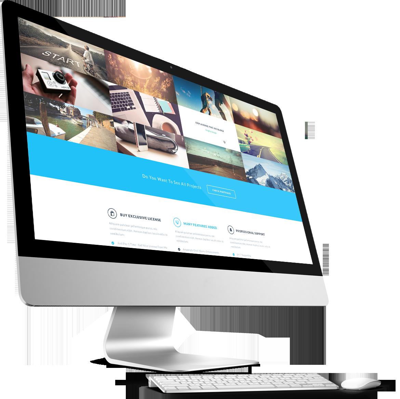 business website revamp